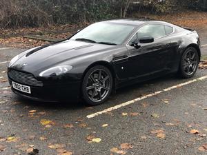 2006 Aston Martin V8 Vantage Manual
