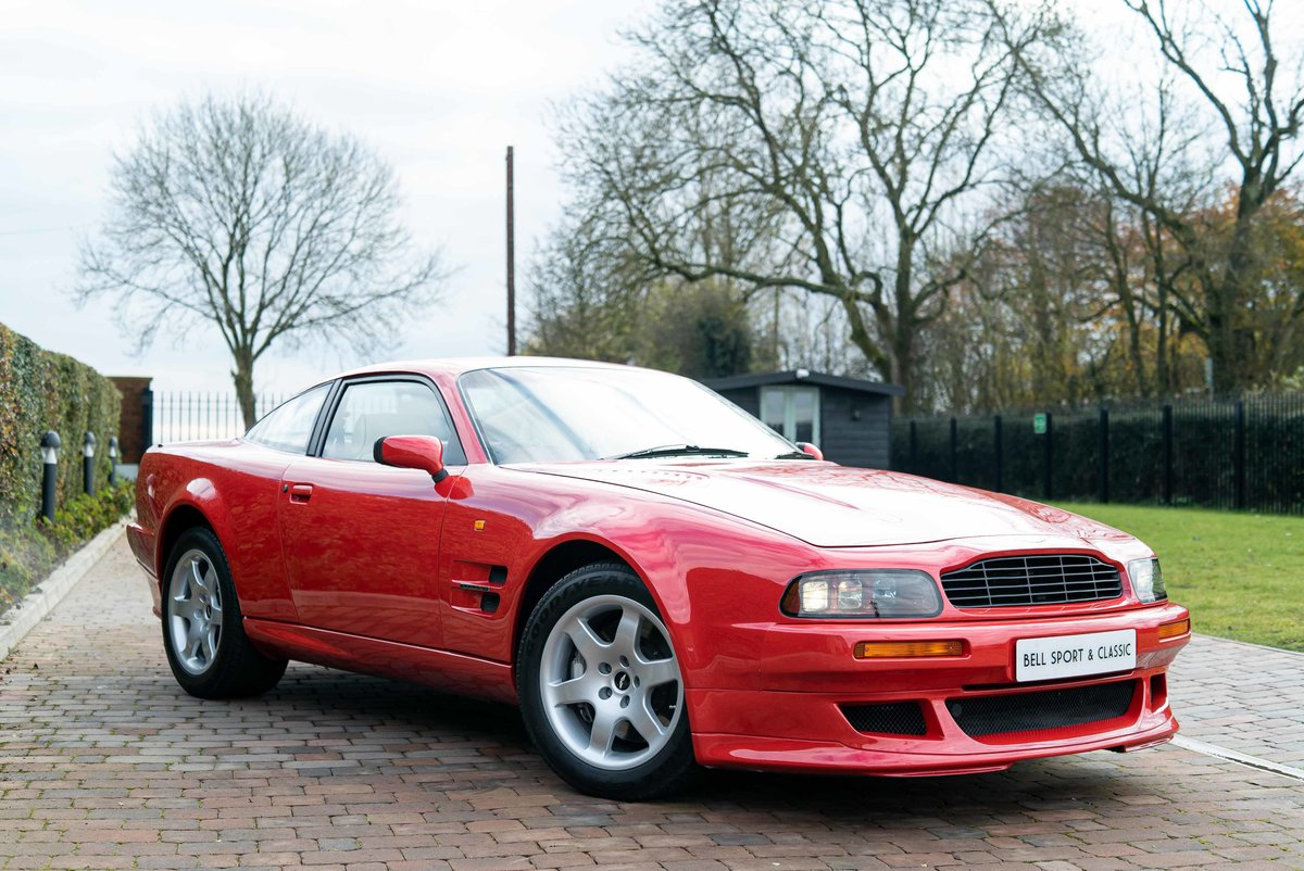 1994 Aston Vantage V550 Coupe ...Rare Auto & low miles For Sale (picture 1 of 6)