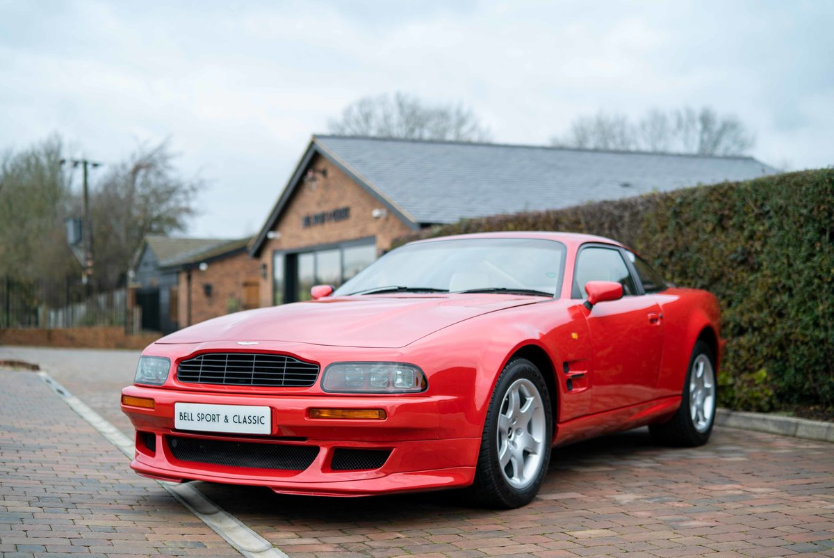 1994 Aston Vantage V550 Coupe ...Rare Auto & low miles For Sale (picture 2 of 6)