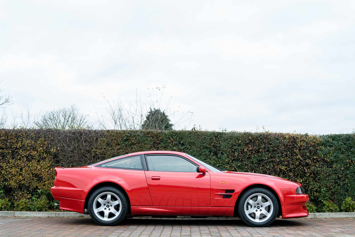 1994 Aston Vantage V550 Coupe ...Rare Auto & low miles For Sale (picture 3 of 6)