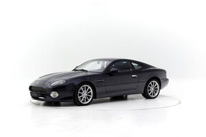 2002 ASTON MARTIN DB7 for sale by auction For Sale by Auction