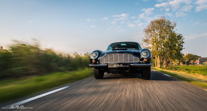 1969 ASTON MATIN DB6 MKII, 1 of 240 built For Sale