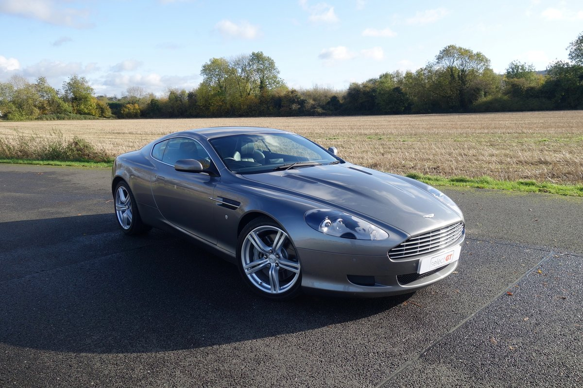 2008 Aston Martin DB9 V12  For Sale (picture 1 of 6)