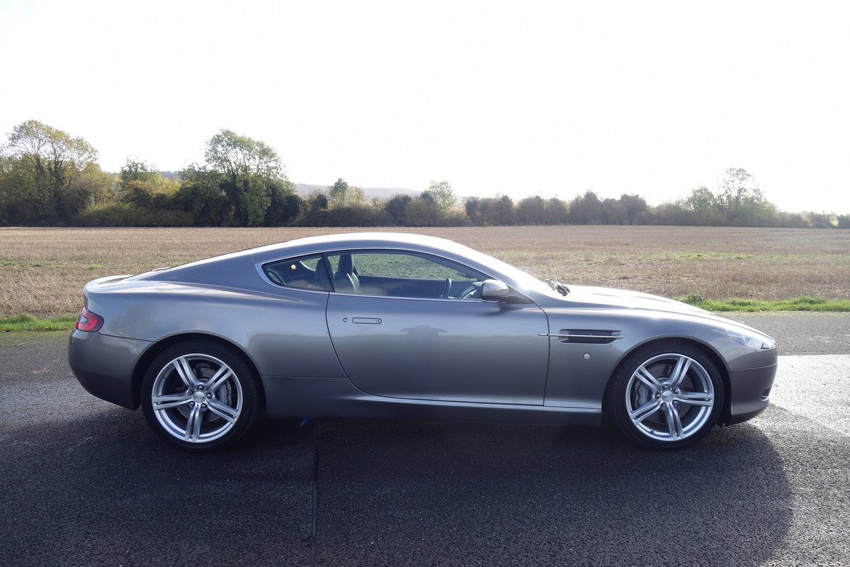 2008 Aston Martin DB9 V12  For Sale (picture 2 of 6)
