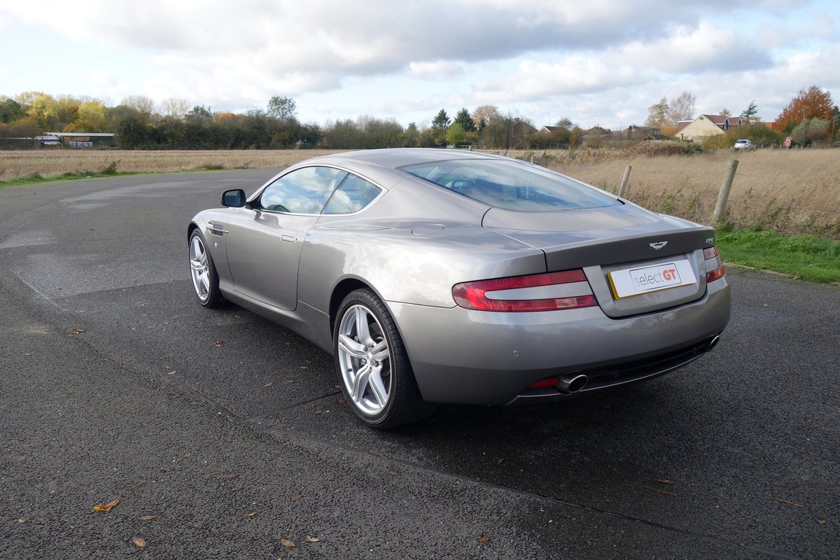 2008 Aston Martin DB9 V12  For Sale (picture 3 of 6)