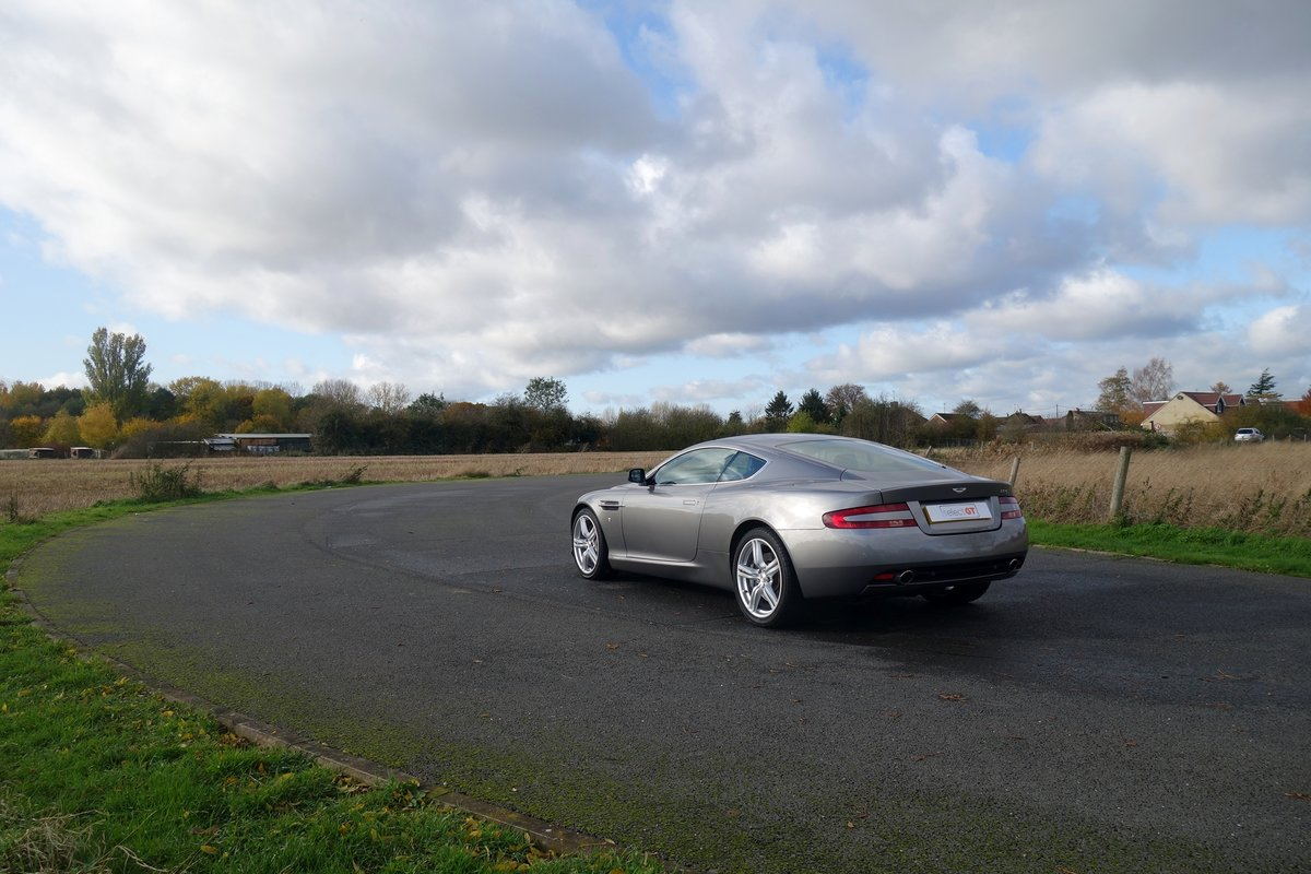 2008 Aston Martin DB9 V12  For Sale (picture 6 of 6)