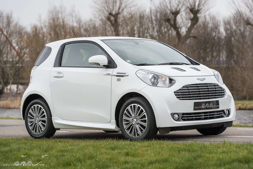 2011 ASTON MARTIN CYGNET, 41.000 Km since new For Sale (picture 1 of 6)
