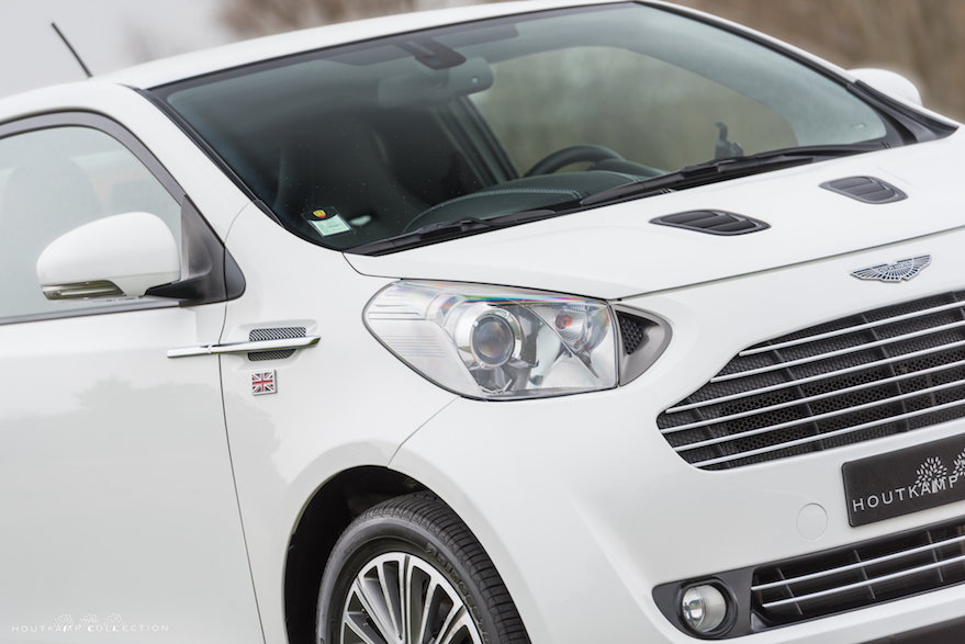 2011 ASTON MARTIN CYGNET, 41.000 Km since new For Sale (picture 3 of 6)