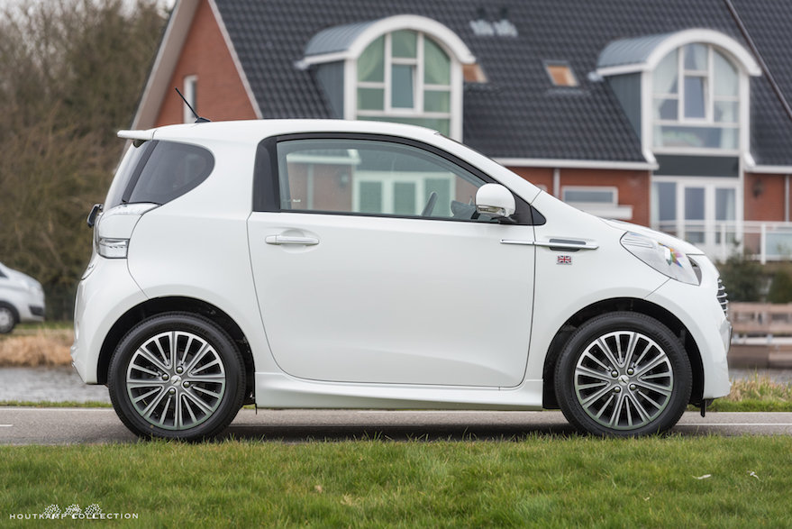 2011 ASTON MARTIN CYGNET, 41.000 Km since new For Sale (picture 4 of 6)