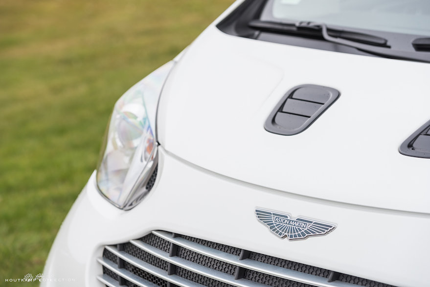 2011 ASTON MARTIN CYGNET, 41.000 Km since new For Sale (picture 5 of 6)