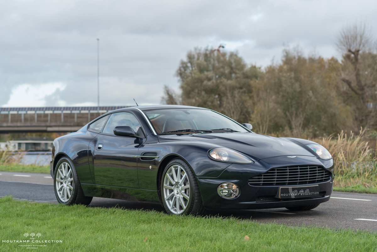 2006 ASTON MARTIN VANQUISH, a future icon For Sale (picture 2 of 6)