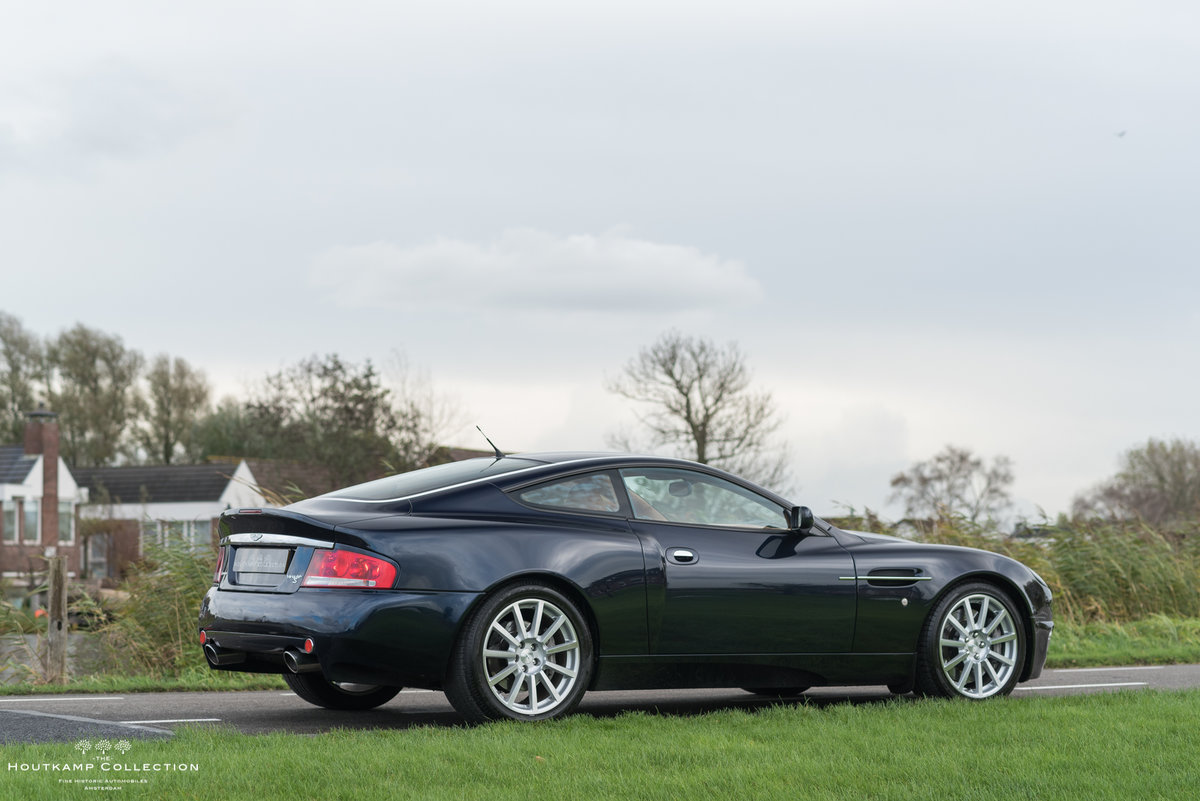 2006 ASTON MARTIN VANQUISH, a future icon For Sale (picture 3 of 6)