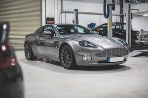 2002 Aston Martin Vanquish For Sale
