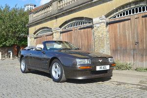 1993 Aston Martin Virage Volante 04 Dec 2019 For Sale by Auction