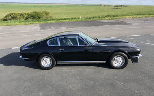 1972 Aston Martin AM V8 Series II 04 Dec 2019 For Sale by Auction