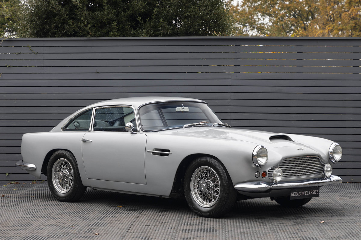 1959 Aston Martin DB4 Series II LHD For Sale (picture 1 of 23)