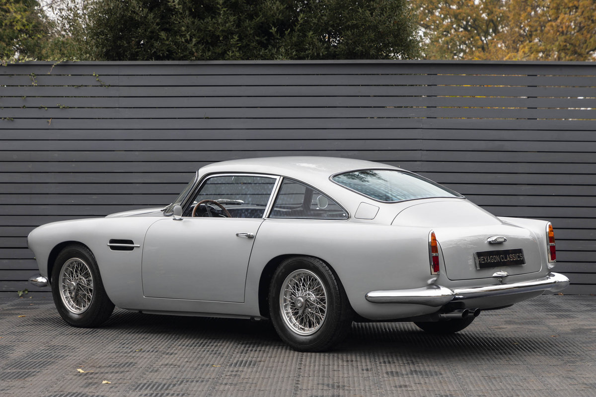 1959 Aston Martin DB4 Series II LHD For Sale (picture 2 of 23)
