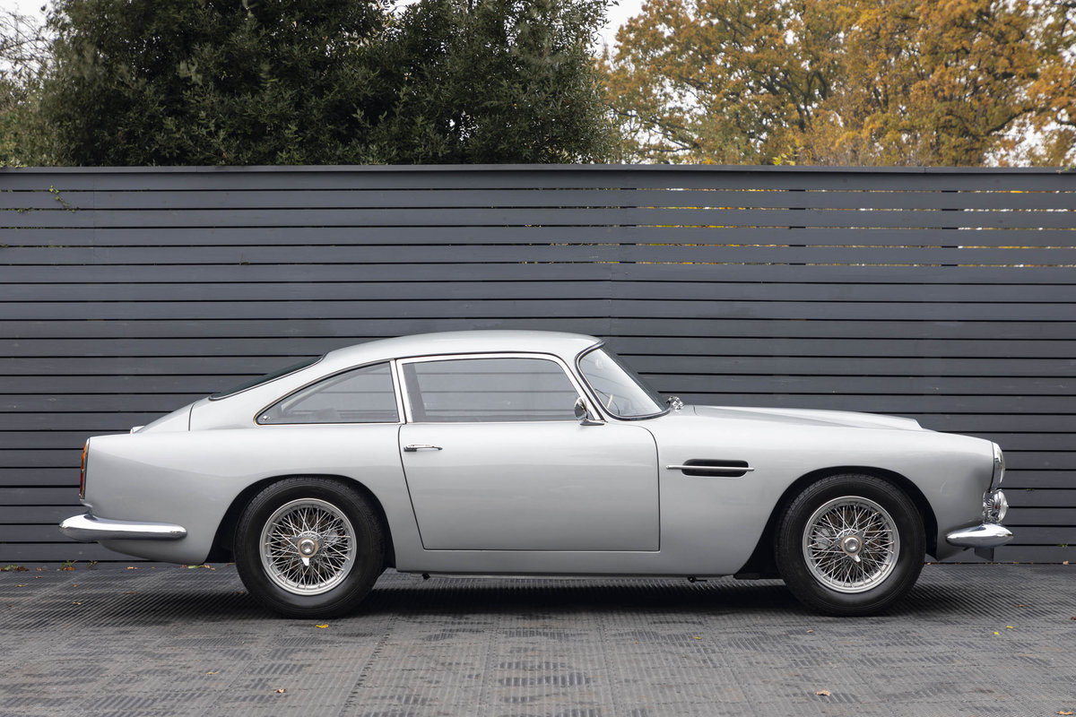 1959 Aston Martin DB4 Series II LHD For Sale (picture 3 of 23)