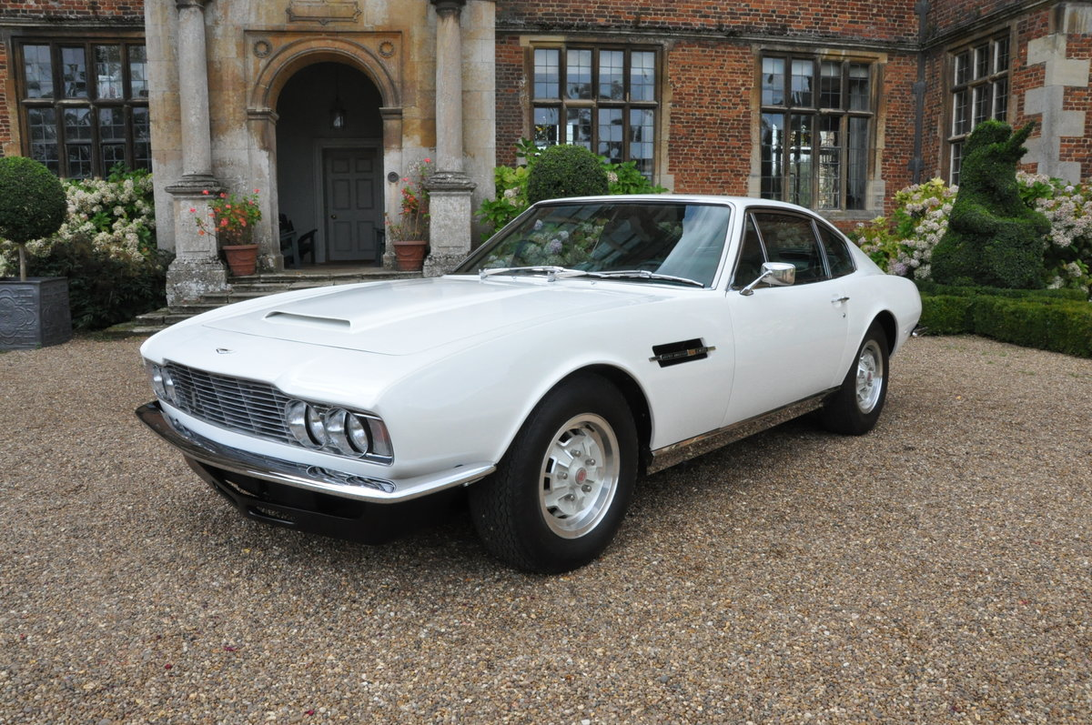 Concours winning 1971 Aston Martin DBSV8 (factory LHD) For Sale (picture 2 of 6)