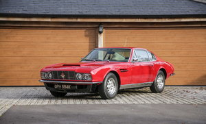 1971 Aston Martin DBS V8 For Sale