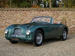 1952 Aston Martin DB2 Vantage Drophead Coupé only 98 made, restor For Sale