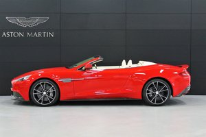 Picture of Aston Martin Vanquish Volante 2014 Mileage only 2032 SOLD