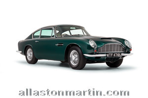Outstanding Aston Martin DB6 Mark 2 Vantage
