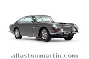 1969 Aston Martin DB6 with 4.7 litre RSW Upgrade