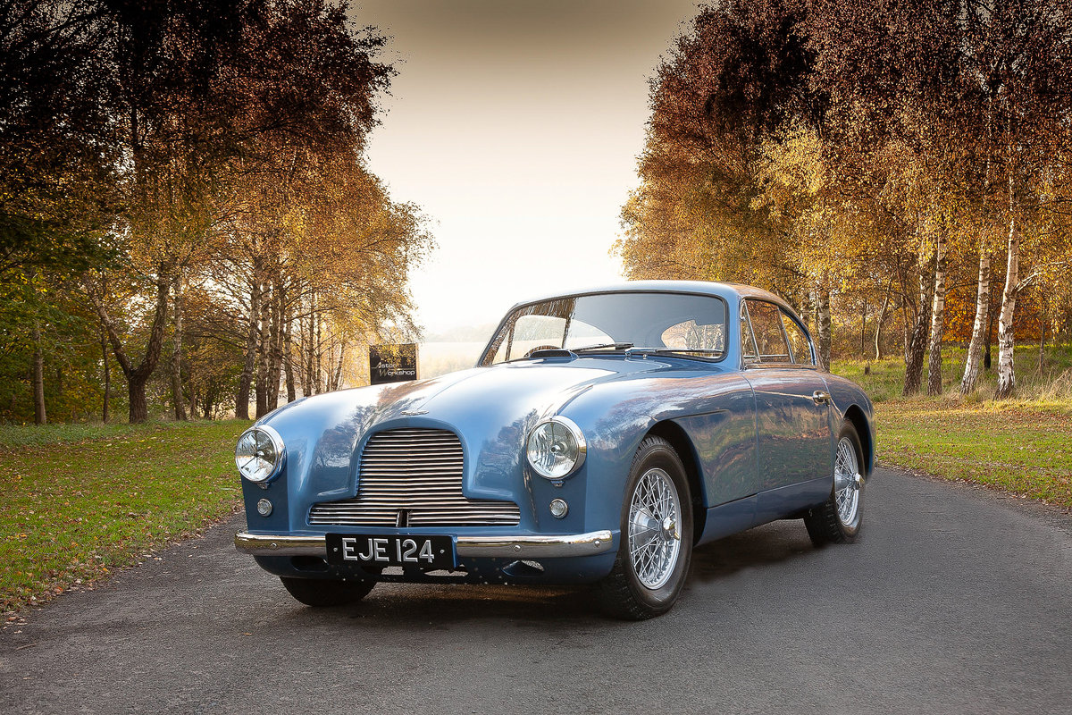 1955 Aston Martin DB2/4 For Sale (picture 1 of 6)