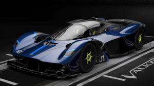 2019 Wanted = Aston Martin Valky slot +  Mclaren Speedtail slot  Wanted