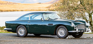 1965 Aston Martin DB5 Sports Saloon For Sale by Auction