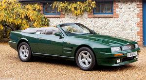 1994 Aston Martin Virage Volante 6.3-Litre Convertible