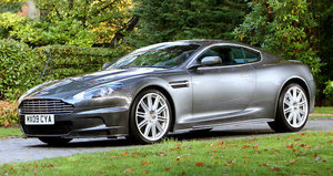 2009 Aston Martin DBS Coupé For Sale by Auction