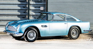 1961 Aston Martin DB4GT 'Lightweight' 4.2-Litre Sports Saloo For Sale by Auction