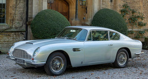 1966 Aston Martin DB6 Vantage 4.2-Litre Sports Saloon For Sale by Auction