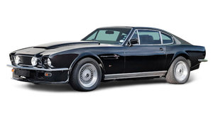 1988 Aston Martin V8 Vantage X-Pack Sports Saloon For Sale by Auction