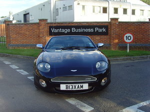 2004 Aston Martin DB7-Vantage Volante-V12-TT-GTA Spec  For Sale