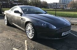 2007 DB9 Coupe - Tuesday 10th December 2019 For Sale by Auction