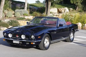 Aston Martin V8 Volante 1982 LHD For Sale