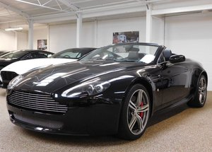 2008 ASTON MARTIN V8 VANTAGE N400 ROADSTER FOR SALE