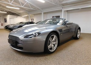 2008 ASTON MARTIN V8 VANTAGE 4.7 ROADSTER FOR SALE For Sale
