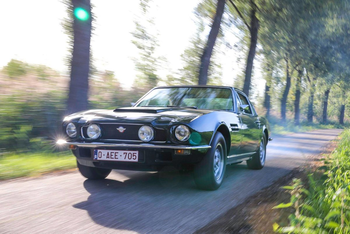 1972 AMV8 RHD MANUAL For Sale (picture 1 of 6)