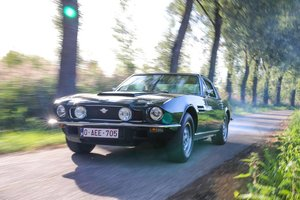 1972 AMV8 RHD MANUAL First Vin Number  For Sale