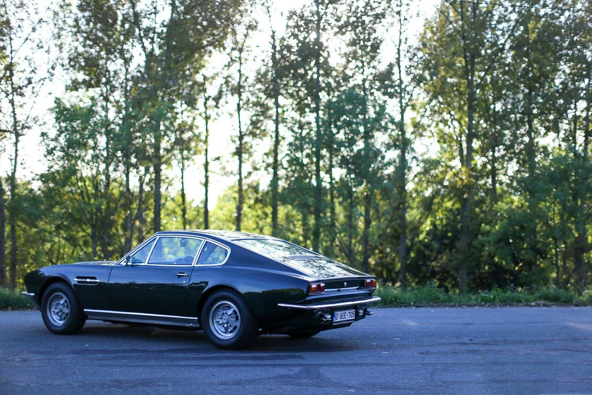 1972 AMV8 RHD MANUAL For Sale (picture 2 of 6)