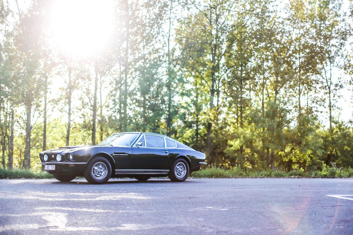 1972 AMV8 RHD MANUAL For Sale (picture 3 of 6)