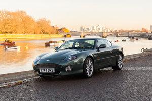 2001 Aston Martin DB7 Vantage - 11,500 miles, V12, FSH, Perfect!
