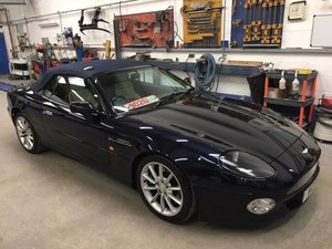 2002 DB7 Volante One owner from new For Sale