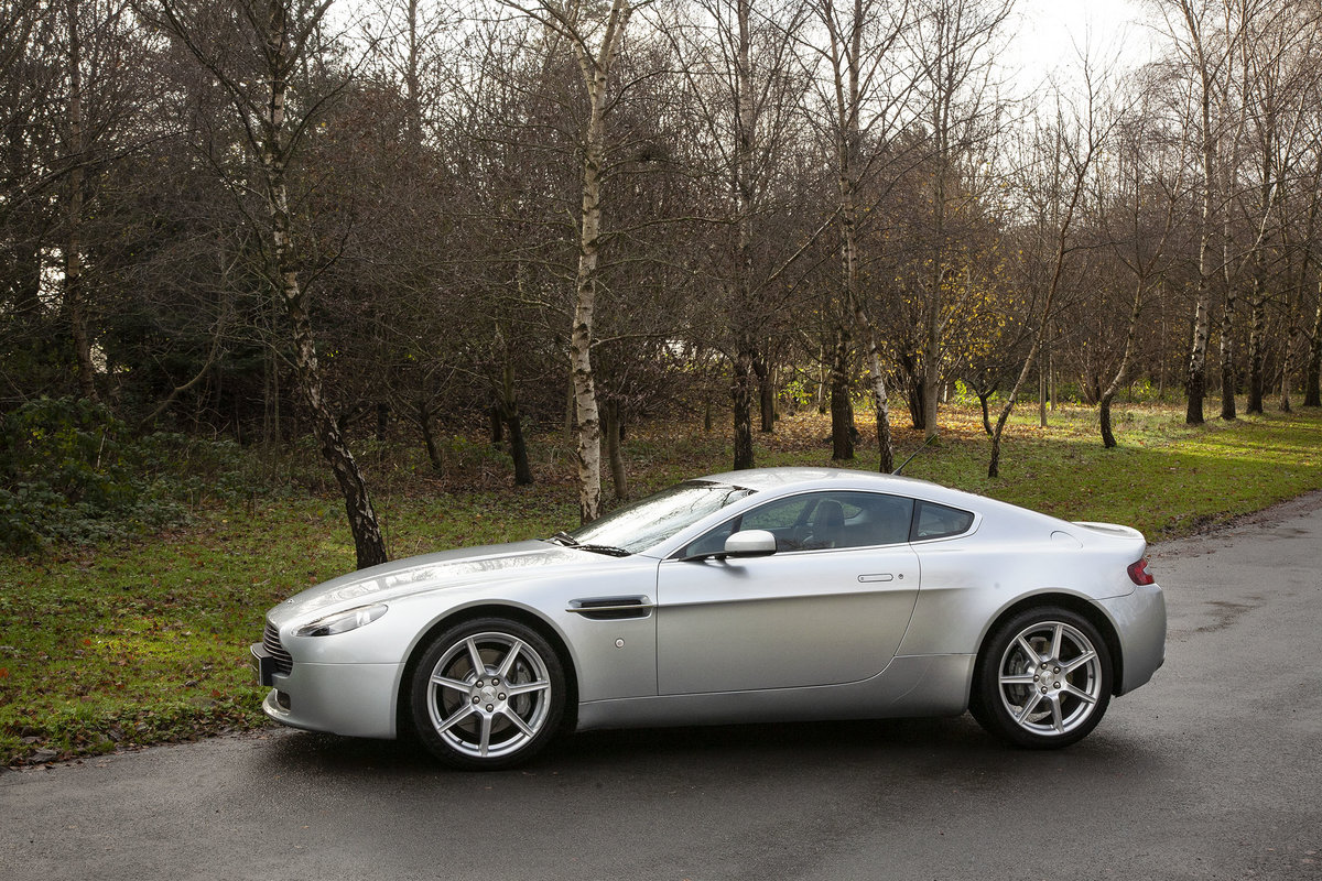 2006 V8 Vantage Coupe SOLD (picture 5 of 6)