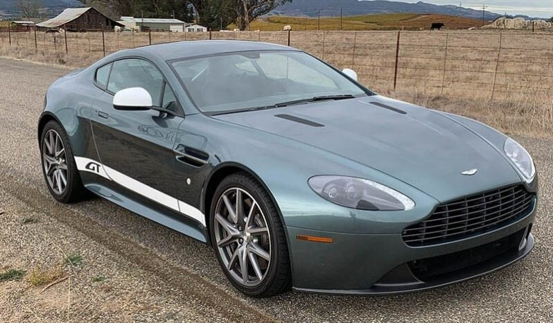 2015 Aston Martin Vantage GT   Jade(~)Black Manual  $69.9k For Sale (picture 1 of 6)