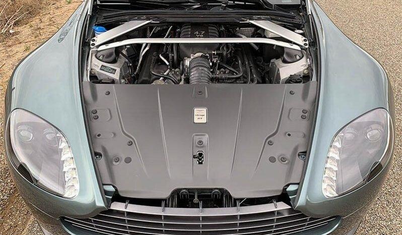 2015 Aston Martin Vantage GT   Jade(~)Black Manual  $69.9k For Sale (picture 6 of 6)